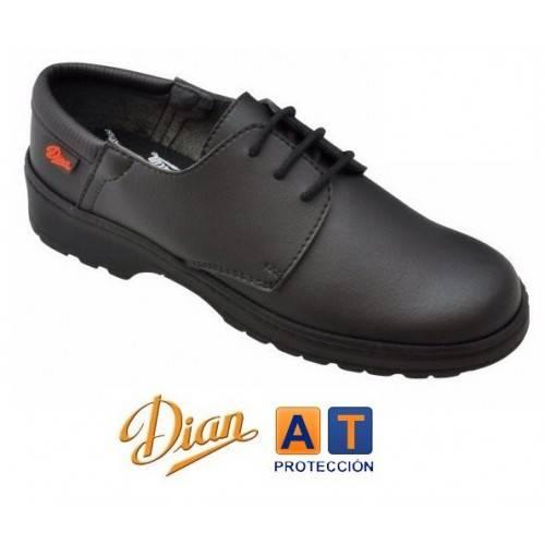 Zapatos camarero/ Hostelería DIAN NIZA negros