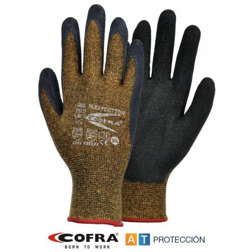 Guantes COFRA Flexycotton- OUTLET