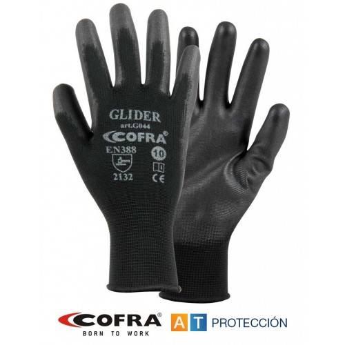 Guantes de poliuretano Cofra Glider