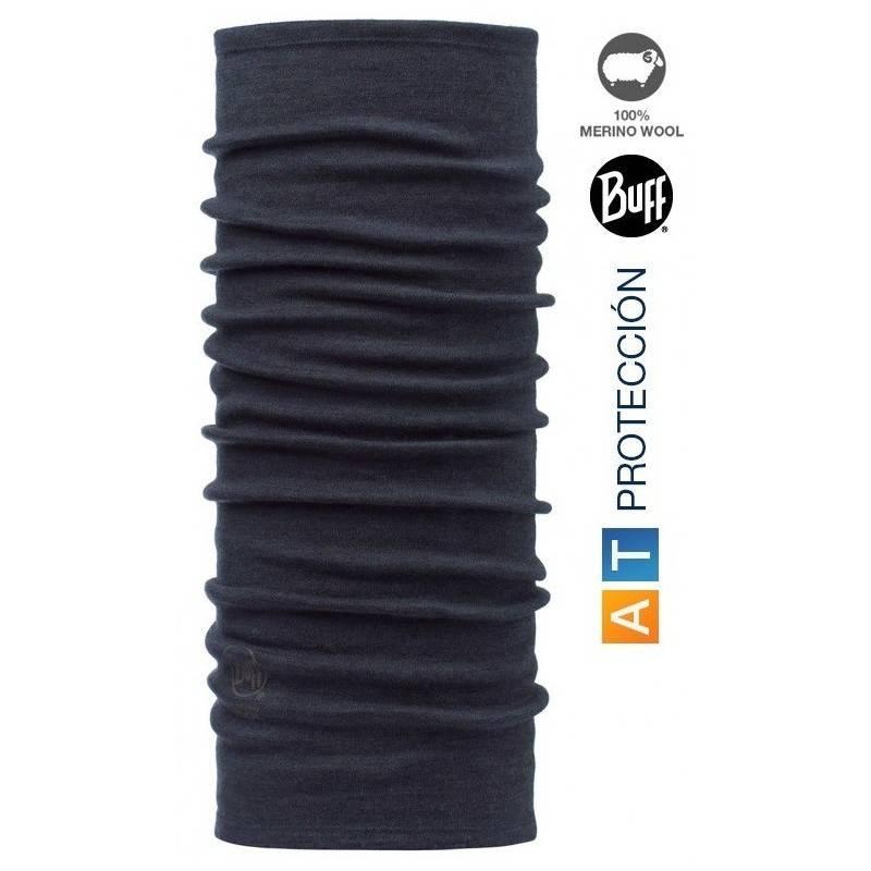 Tubular Buff Lana Merino Thermal Azul Marino 7197c66f2cd