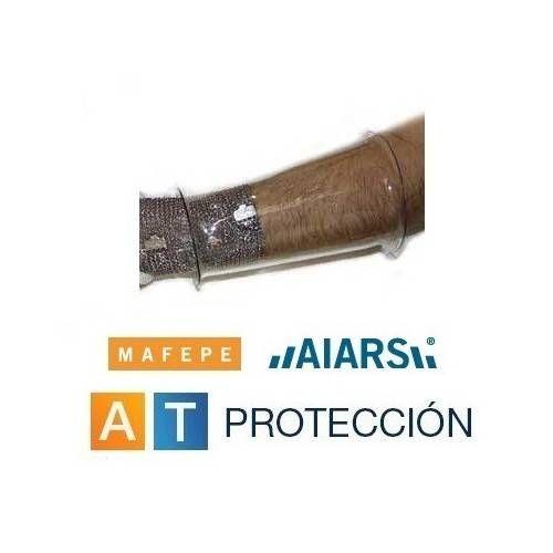 Protector policarbonato guante de malla PROMAN.