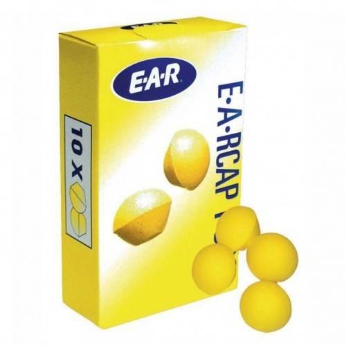 Recambio tapones 3M Earcaps - caja 10 pares