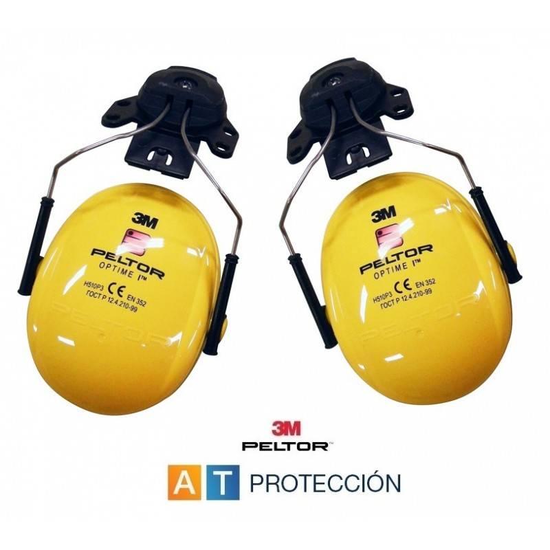 Auricular para casco 3M PELTOR OPTIME I