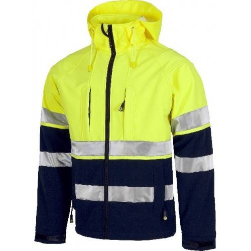 Softshell bicolor Workteam S9525 - OUTLET