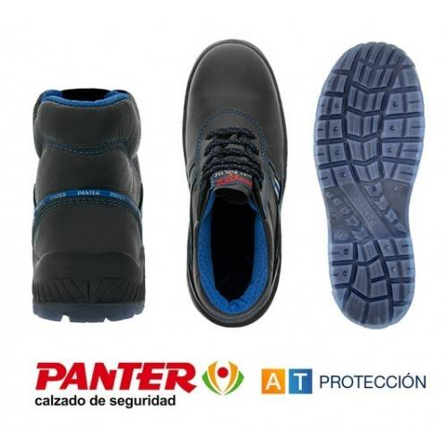 Botas PANTER Silex Plus S3