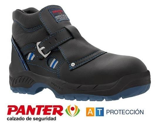 PANTER Bota Seguridad Fragua Plus Con Puntera 48