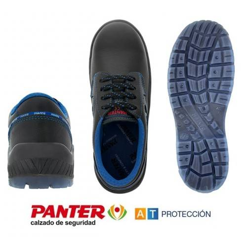 Zapatos PANTER Diamante Plus S3