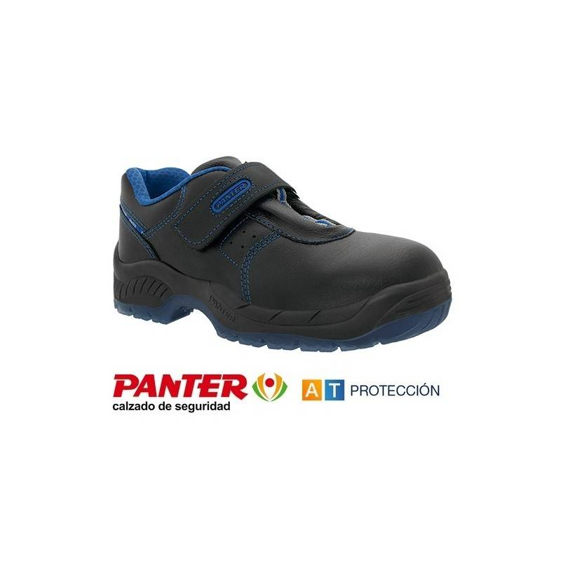 72311c4d793 Zapatos PANTER DIAMANTE PLUS VELCRO S3