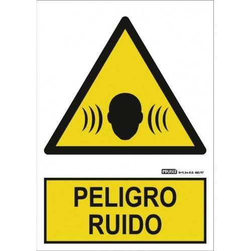 PELIGRO RUIDO A4 Y A3