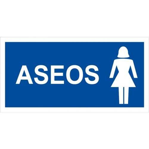 ASEOS ( imagen señora ) 15 cmx 30 cm