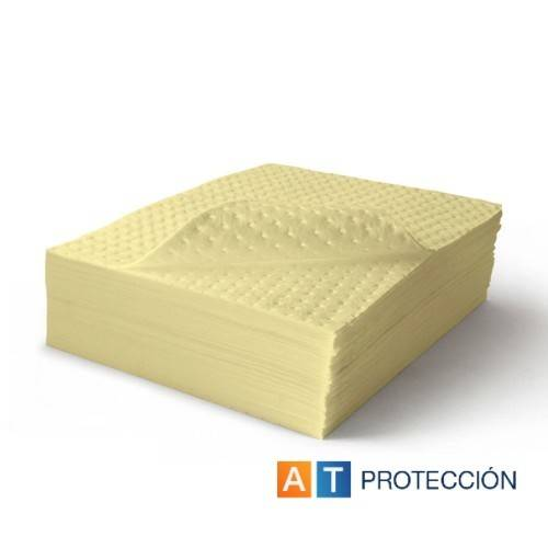 Alfombrillas absorbentes CHEM MAT - PACK 200 UDS.