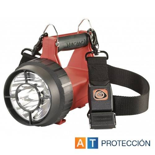 Linterna ATEX STREAMLIGHT FIRE VULCAN LED C4