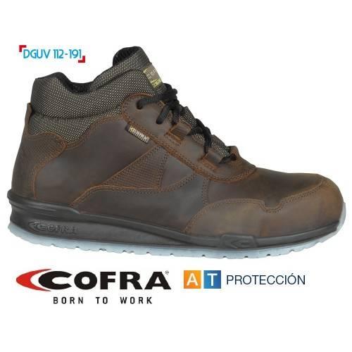 Botas Cofra Baer S3