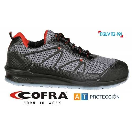 Zapatos Cofra EWRY S1P