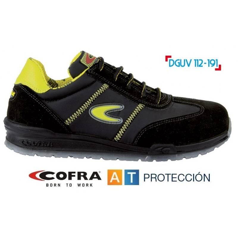 Zapatos COFRA Owens S1 P SRC