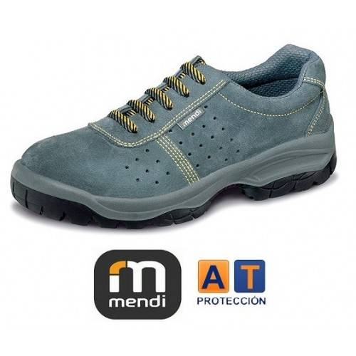 Zapatos Mendi Musa S1P OUTLET