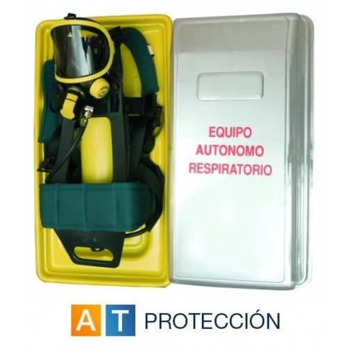 Armario equipo respiración autónomo