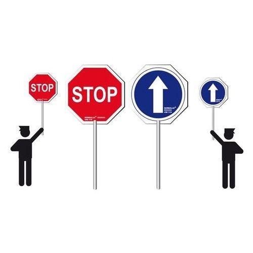 PALETA OBRA STOP-PASO