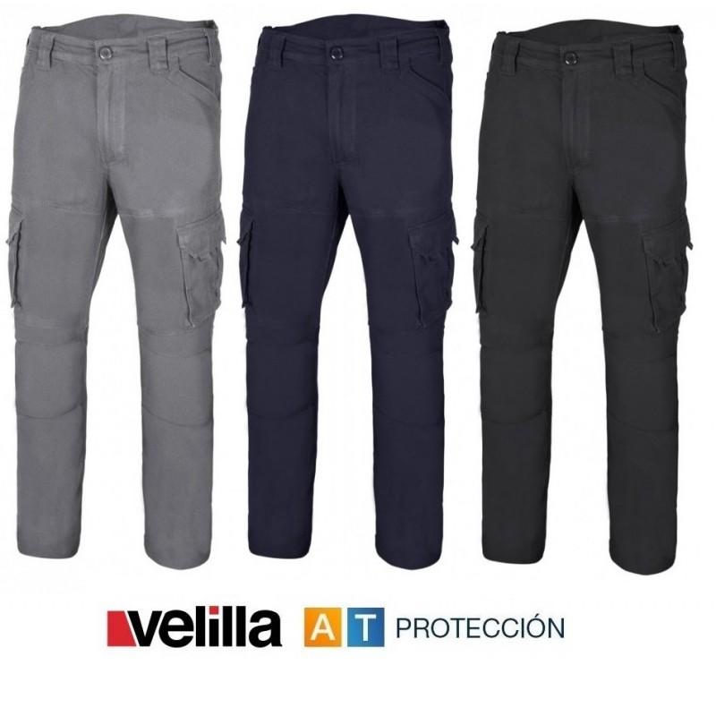 Pantal/ón Multibolsillos 103001 Hombre VELILLA