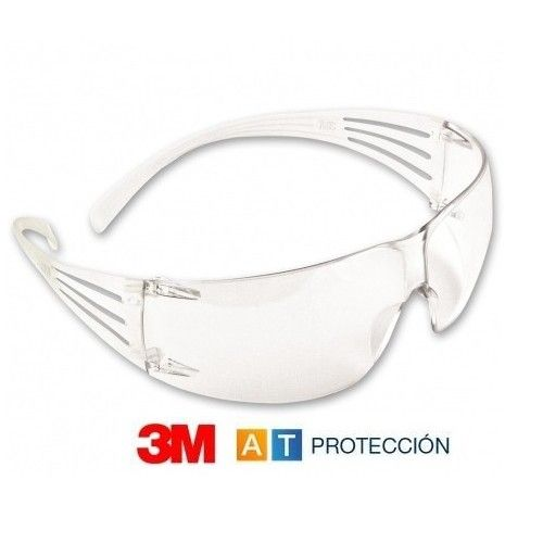 Gafas 3M Securefit SF200 transparentes