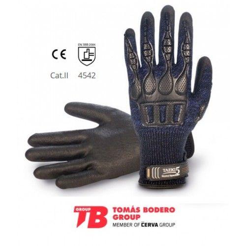 Par guantes anticorte TB Taeki 52 OUTLET talla 9