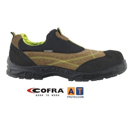 Zapatos COFRA MIAMI MUD S1P SRC