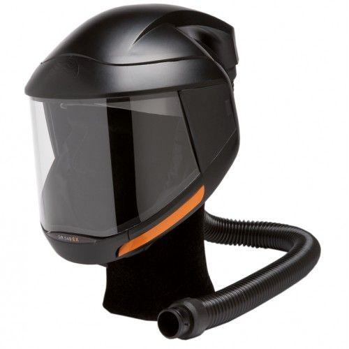 Pantalla facial ATEX con visor Sundstrom SR 540 EX