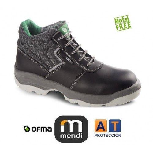 Botas Mendi OLIMPIA S3- Metal Free