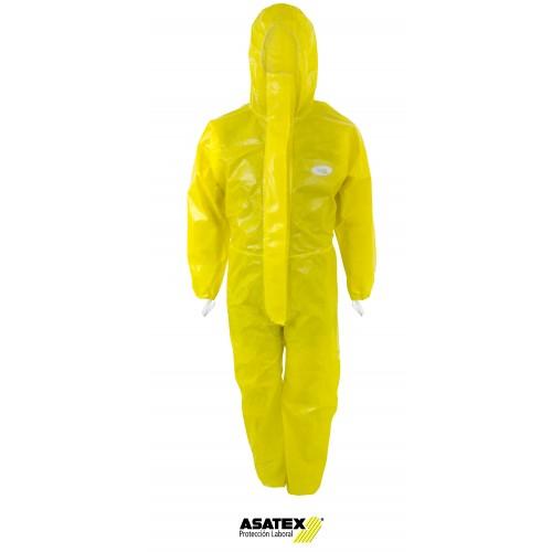 Buzo de protección quimica CoverStar® CC300