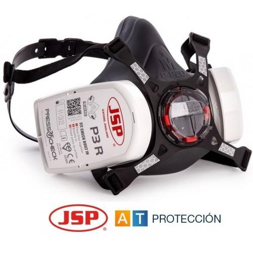 Mascarilla con filtro JSP Force 8 + ABEK1P3R
