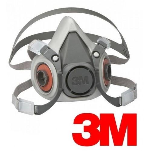 Mascarilla con filtro 3M 6200 + ABE1 6057