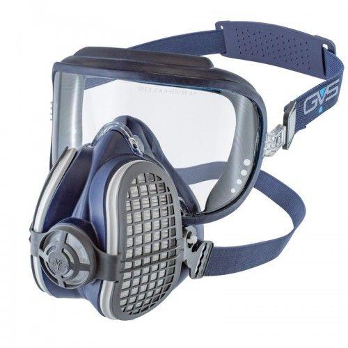 Mascarilla Antivirus P3 + gafas de seguridad