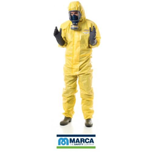 Buzo Antivirus Amarillo 1188-B3456 PRO Marca Safety