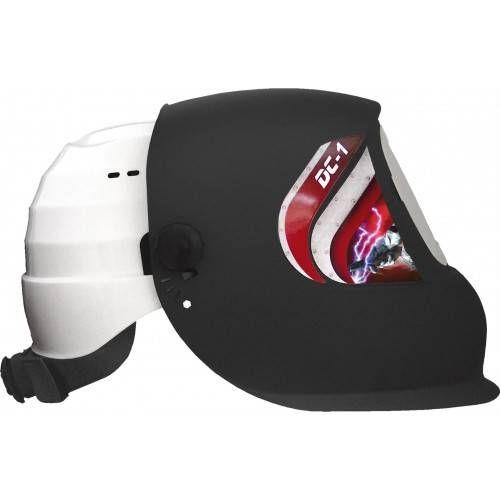 Pantalla soldar con casco Dacar DC1 330