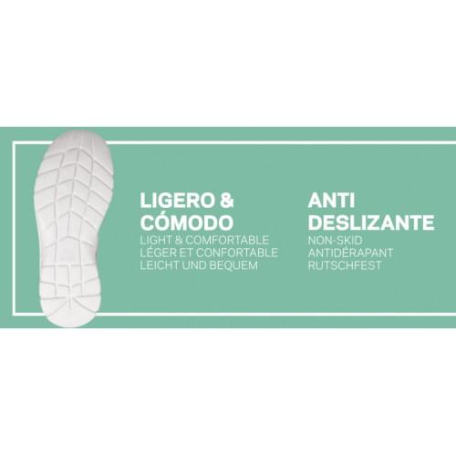 Zapatilla DIAN Siena Antibacteriana