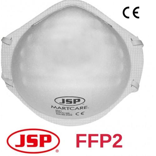 Mascarillas FFP2 JSP - Caja de 20 unidades