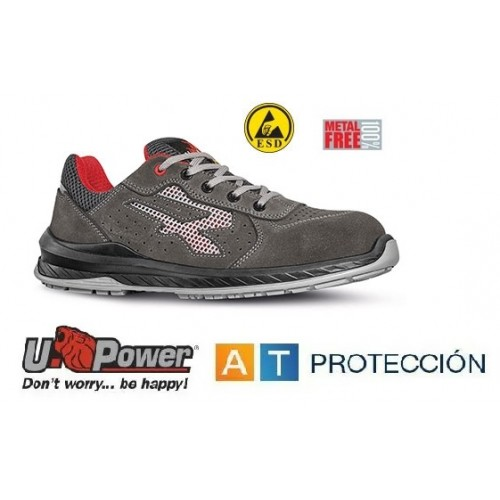 Zapatos U-Power Red Lion Radial S1P ESD