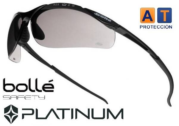 eb93659b37 Gafas BOLLE CONTOUR Platinum ahumada
