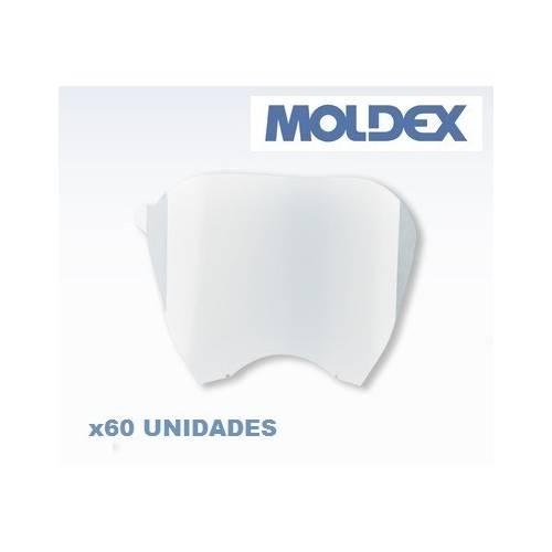 PACK 15 unidades Protector pantalla Moldex