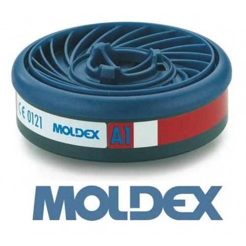 2 filtros A1 Moldex 9100