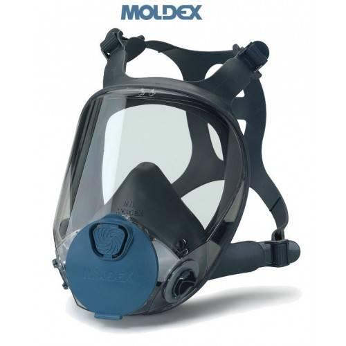 Máscara facial MOLDEX serie 9000