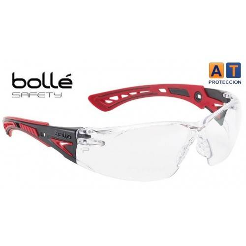 Gafas BOLLE RUSH+ transparentes