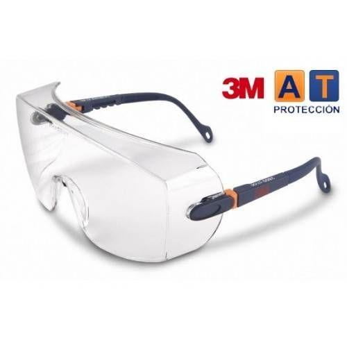 gafas de proteccion 3m 2800