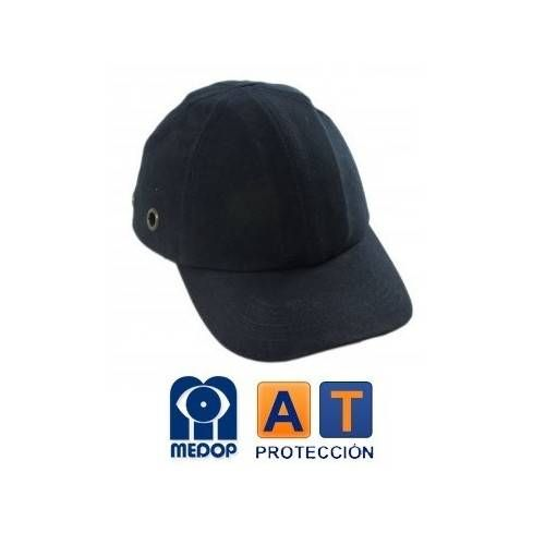 Gorra de seguridad antigolpes ECO Marino